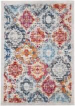 """Teppich """"Liyah"""", carpetfine, rechteckig, Höhe 8 mm, moderner Vintage Teppich, Wohnzimmer"""