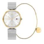 Uhr Ladies gift set 1 Aria Watch Dressed Up Bracelet silber