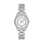 Uhr MK3900 Ladies Lauryn silber