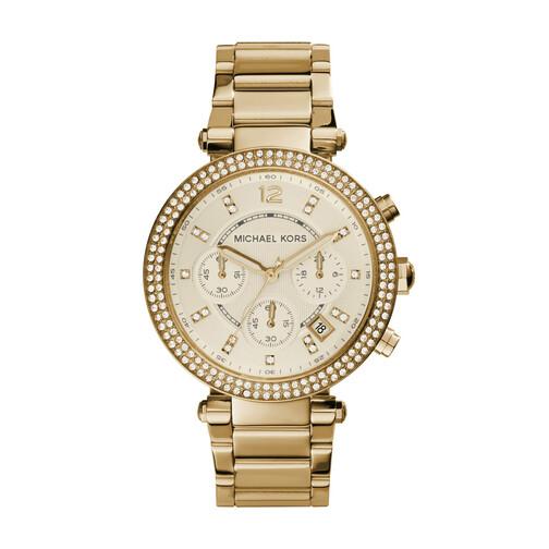 Uhr MK5354 Parker Watch gold