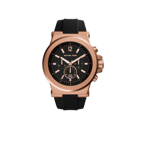 Uhr MK8184 Dylan Rose Stainless Steel Watch gold