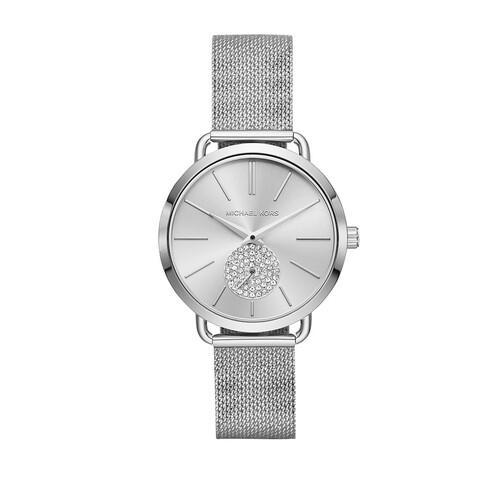 Uhr Watch Portia MK3843 silber