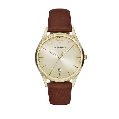 Uhren Adriano Watch Dress gold