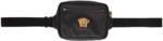 Versace Black 'La Medusa' Waist Bag