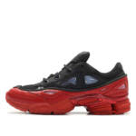 adidas Raf Simons Ozweego III 3 Black Scarlet