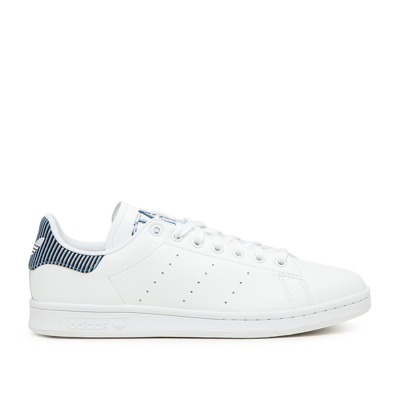 adidas Stan Smith (Weiß / Blau / Rosa)