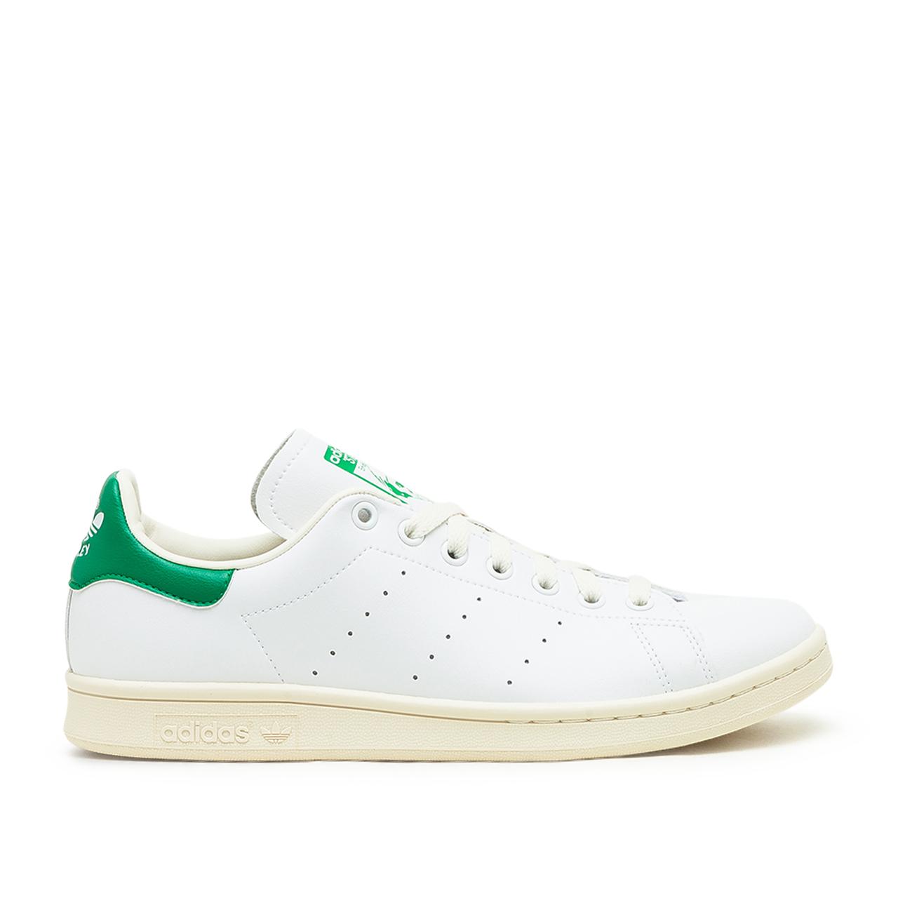 adidas Stan Smith (Weiß / Grün / Navy)