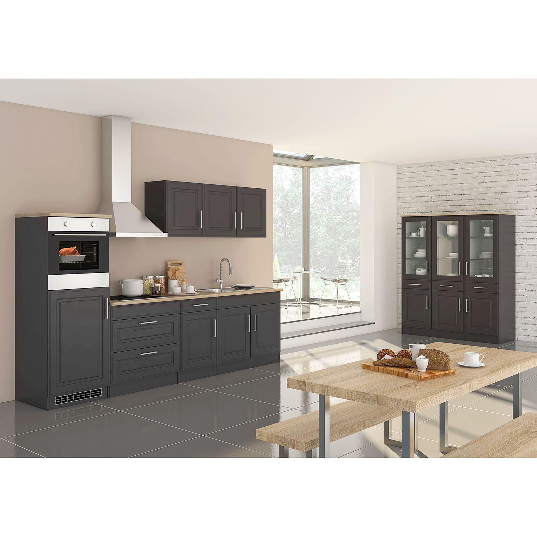 home24 Küchenzeile Rom I (8-teilig)