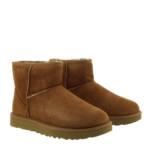 Boots & Stiefeletten Classic Mini Boot braun