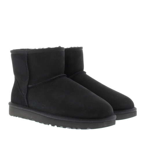 Boots & Stiefeletten Classic Mini Boot schwarz