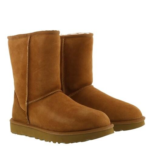 Boots & Stiefeletten Classic Short Boot braun