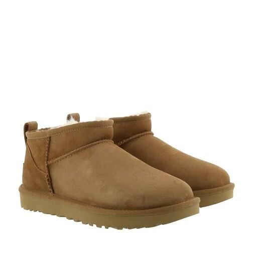 Boots & Stiefeletten Classic Ultra Mini Classic Boot braun