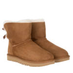 Boots & Stiefeletten Mini Bailey Bow Boot braun