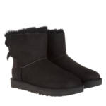 Boots & Stiefeletten Mini Bailey Bow Boot schwarz