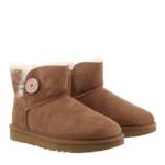 Boots & Stiefeletten Mini Bailey Button Boot braun
