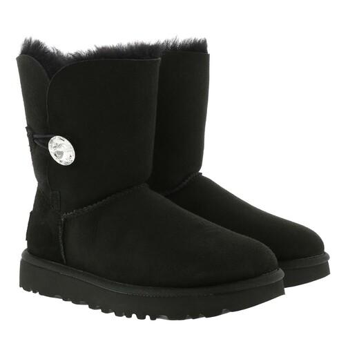 Boots & Stiefeletten W Bailey Button Bling schwarz