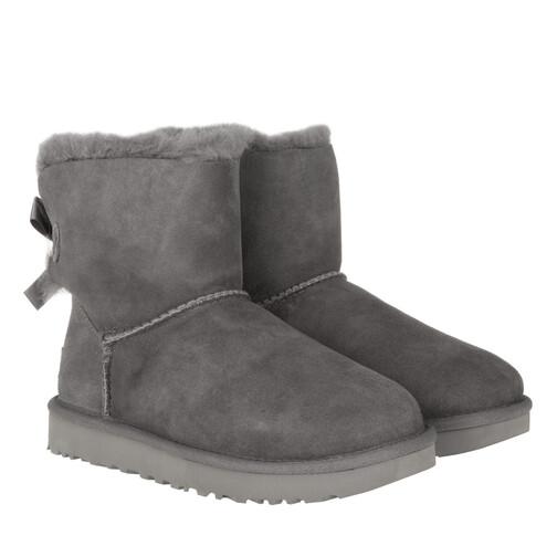 Boots & Stiefeletten W Mini Bailey Bow Ii grau