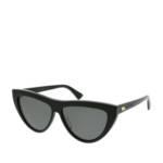 Bottega Veneta Sonnenbrille - BV1018S 57 - in schwarz - für Damen