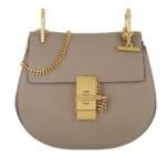 Chloé Crossbody Bags - Drew Porte Epaule Mini - in grau - für Damen