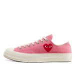 Converse Chuck Taylor All-Star 70s Ox Comme des Garcons Play Bright Pink