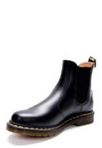 DR. Martens Chelsea Boots 2976 Smooth Leather, Leder, schwarz