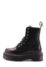 DR. Martens Plateau-Boots Jadon, Leder, 4 cm schwarz