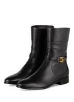 Dolce&Gabbana Biker Boots schwarz