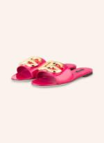 Dolce&Gabbana Pantoletten pink