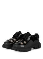 Dolce&Gabbana Schnürer schwarz