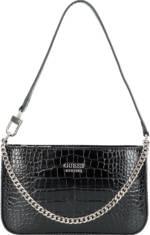 GUESS, Katey Schultertasche 22 Cm in schwarz, Schultertaschen für Damen