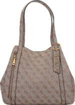 GUESS, Naya Shopper Tasche 33 Cm in beige, Shopper für Damen