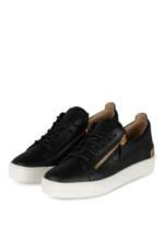 Giuseppe Zanotti Design Sneaker Frankie schwarz