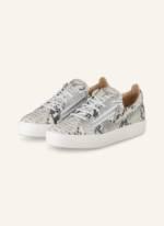 Giuseppe Zanotti Design Sneaker grau