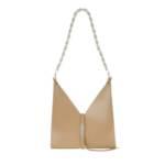 Givenchy Shopper - Mini Cut Out Bag Calfskin - in beige - für Damen