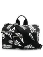 Givenchy Shopper mit Logo-Print - Schwarz