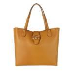 Gucci Tote - Dhalia Tote Bag Leather - in gelb - für Damen