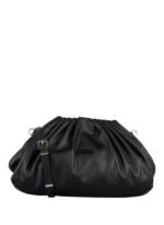 Guess Schultertasche Central City Large schwarz