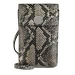 Handyhüllen Unico Rettili Pippa Phone Case Crossbody grau
