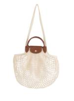 Longchamp Handtasche Le Pliage Filet beige
