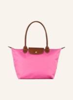 Longchamp Shopper Le Pliage S Lg pink