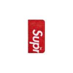 Louis Vuitton x Supreme iPhone 7+ LV Folio EPI Red (FW17)