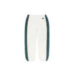 Supreme x Nike Velour Track Pant White (SS21)