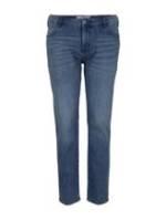 TOM TAILOR Herren Slim Fit Jeans, braun, Gr.44/32