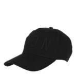 Tücher & Schals Icon Baseball Cap schwarz
