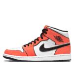 Air Jordan 1 Mid Turf Orange