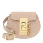 Chloé Crossbody Bags - Drew Mini Bracelet Bag Calfskin - in rosa - für Damen