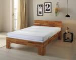 OTTO products Komfortschaummatratze Yannic, 14 cm cm hoch, Raumgewicht: 30 kg/m³, (1 St.), 9-Zonen Komfortschaumkern, hochwertiger Matratzenbezug aus nachaltigen Materialien