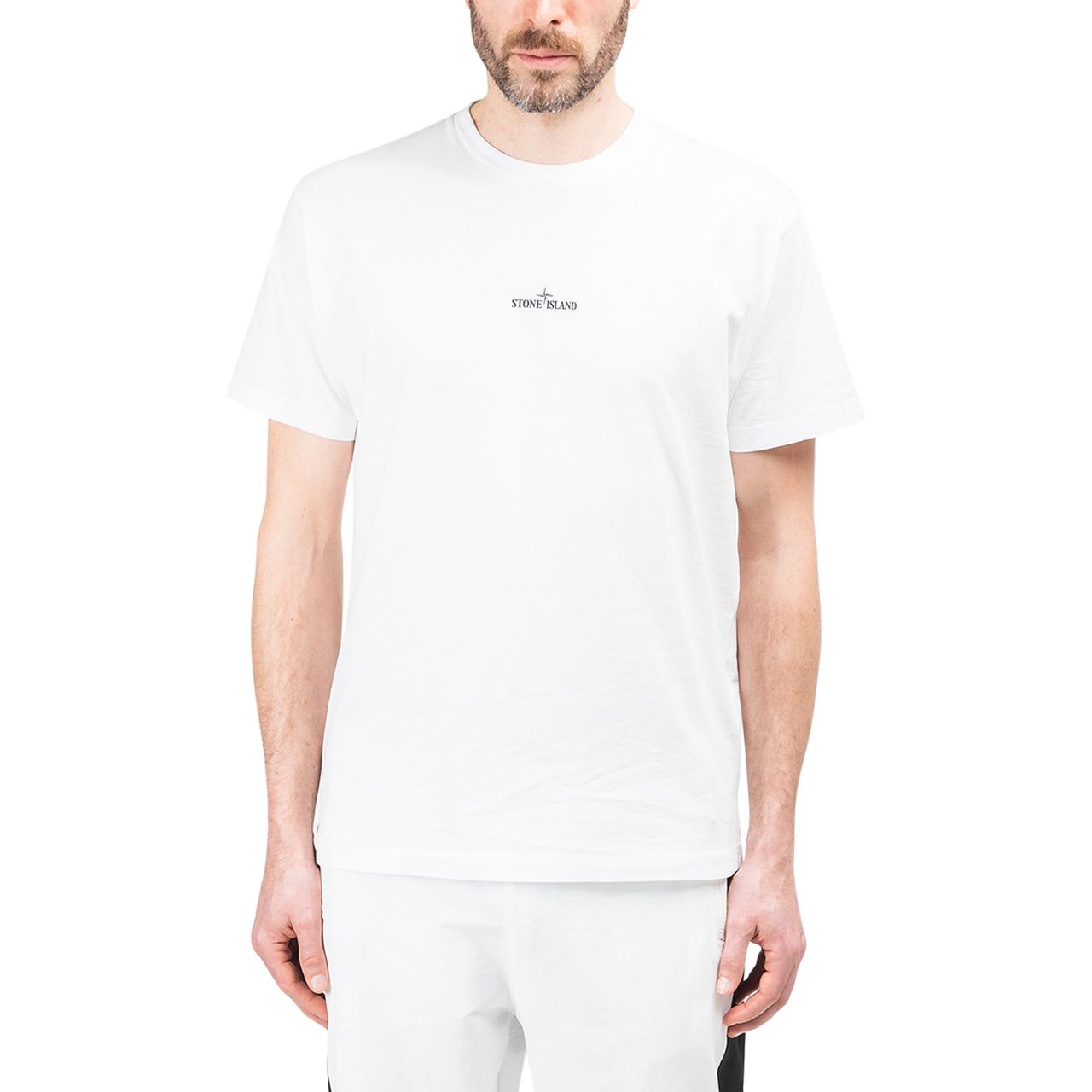 Stone Island Marble Three T-Shirt (Weiß)